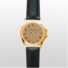 Premier Series Gold Protector Strap Watch