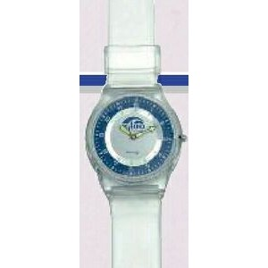Sport Series Unisex Thin Sport Watch w/ Clear Case