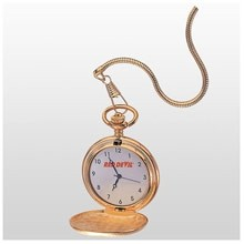 Pocket Series Covered Gold Pocket Watch