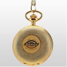 Pocket Series Medallion Cover Pocket Watch