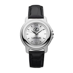 The Washington Watch - Mens - Silver/Silver/Black