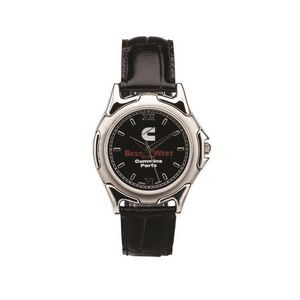 The Patton Watch - Mens - Black/Silver/Black