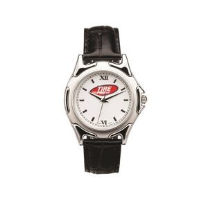 The Patton Watch - Mens - White/Silver/Black