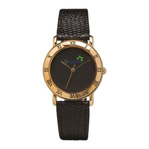 The Chicago Watch - Mens - Black/Gold